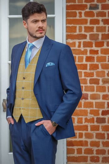 Westbury Royal Blue Groomsman Suit
