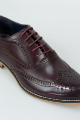 Oxford Oxblood Brogues