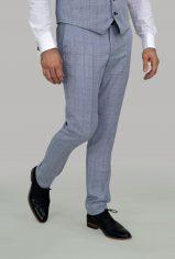 Cavani Caridi Sky Blue Trousers