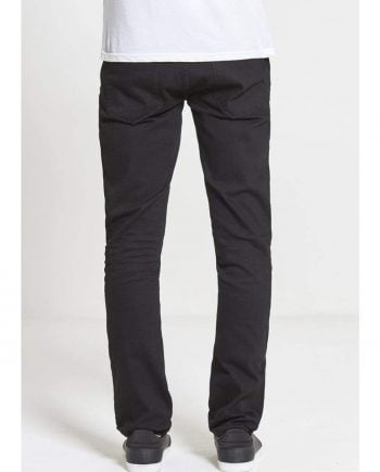 ACE Slim Stretch Jeans In True Black - Jeans