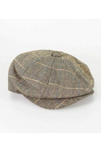 Cavani Albert Brown Baker Cap - Accessories
