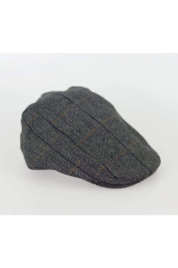 Cavani Albert Grey Flat Cap - S/M - Accessories