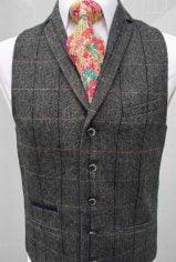 cavani-albert-grey-mens-tweed-check-lapel-waistcoat-50-off-suit-tailoring-menswearr-com_839