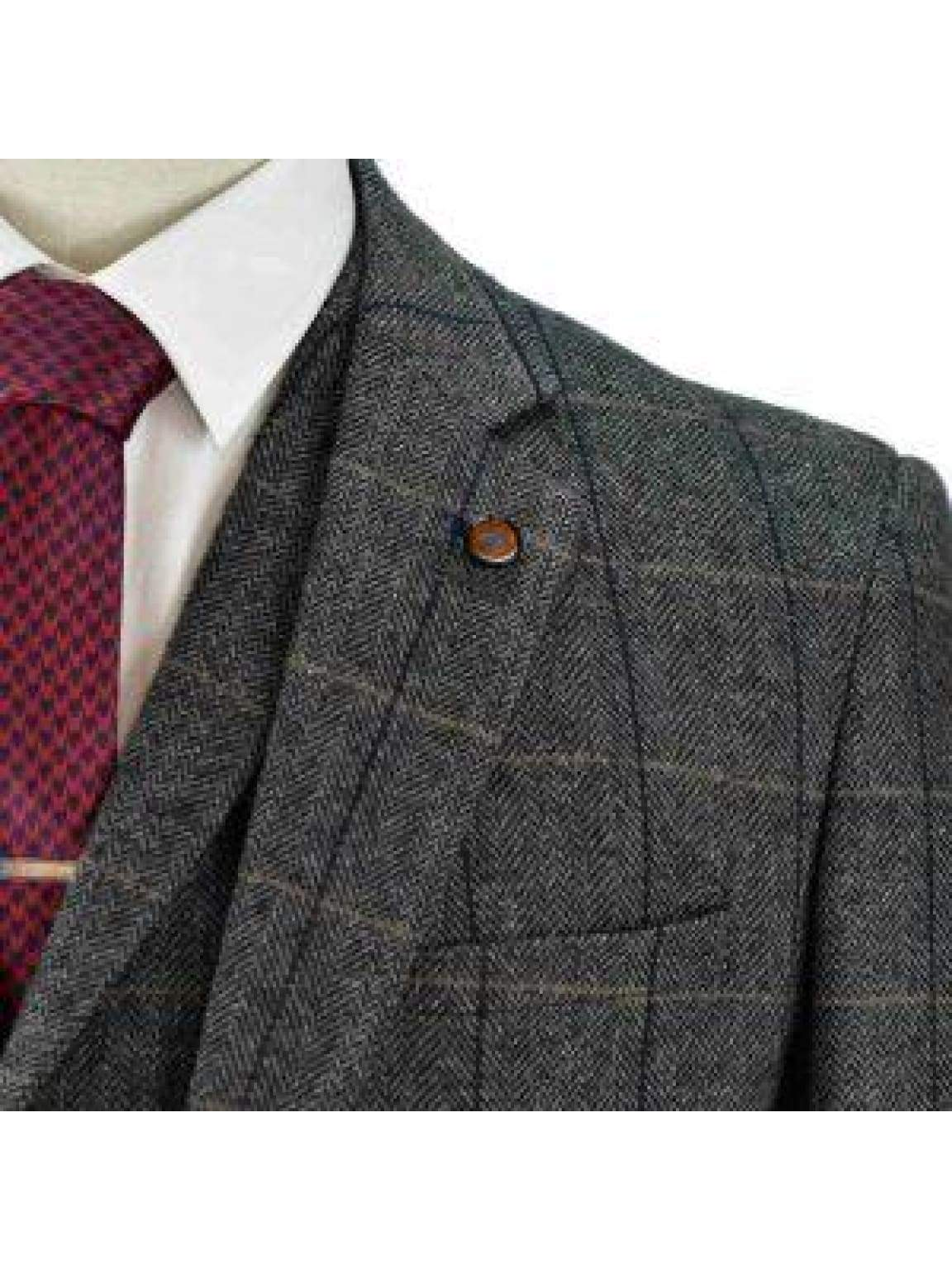 Cavani Albert Mix And Match - Suit & Tailoring