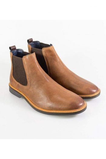 Cavani Arizona Tan Mens Boots - Boots