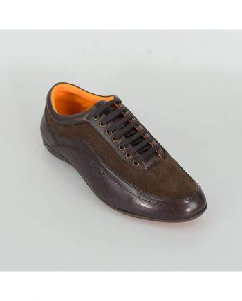 Cavani Brad Mens Brown Fashion Shoes - Shoes