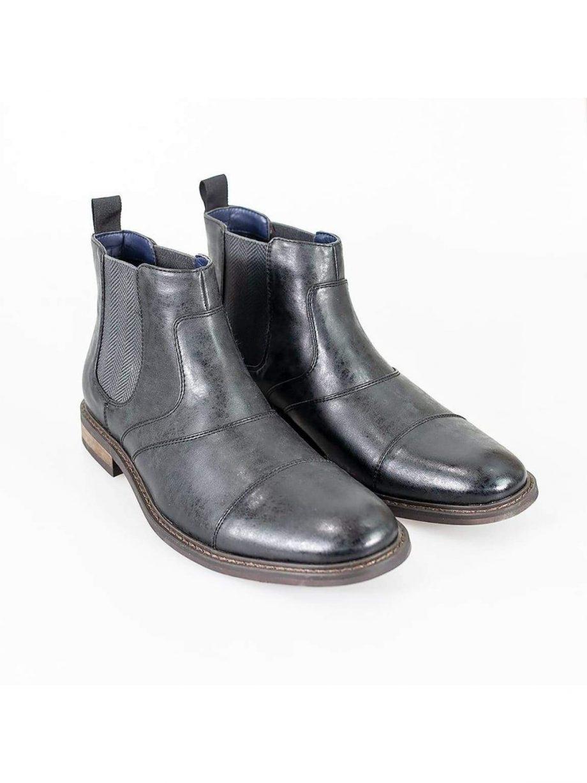Cavani Bristol Black Mens Boots - UK7   EU41 - Boots