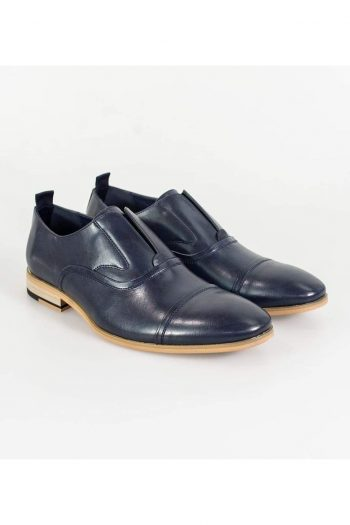 Cavani Carlotta Mens Navy Shoe - Shoes