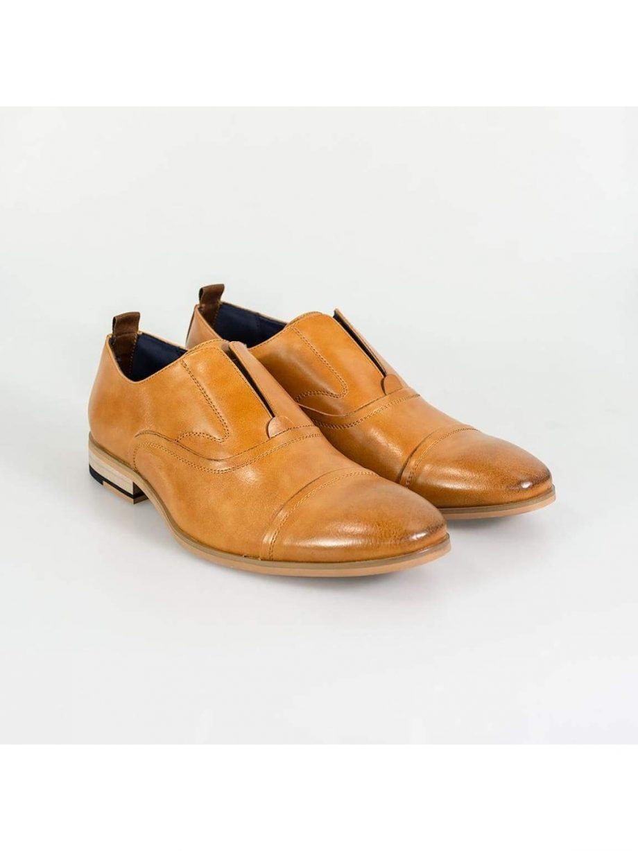 Cavani Carlotta Mens Tan Shoe - Shoes