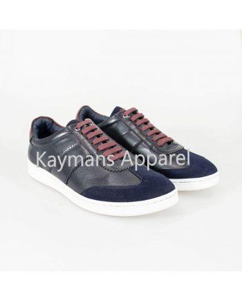 Cavani Event Navy Trainers - UK7 | EU41 - Shoes