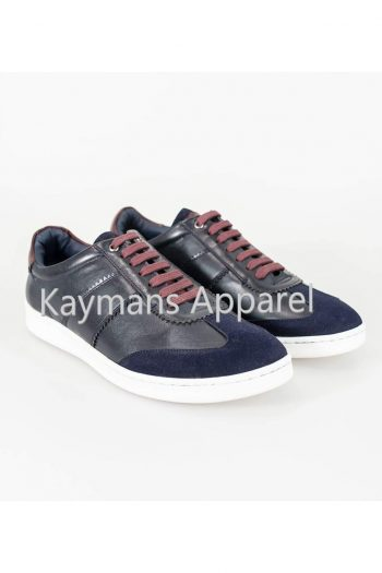 Cavani Event Navy Trainers - UK7 | EU41 - Shoes