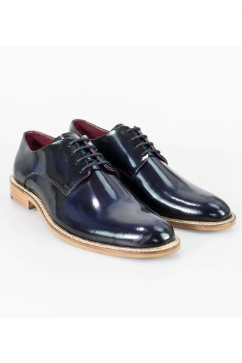 Cavani Foxton Navy Shoe - UK7 | EU41 - Shoes