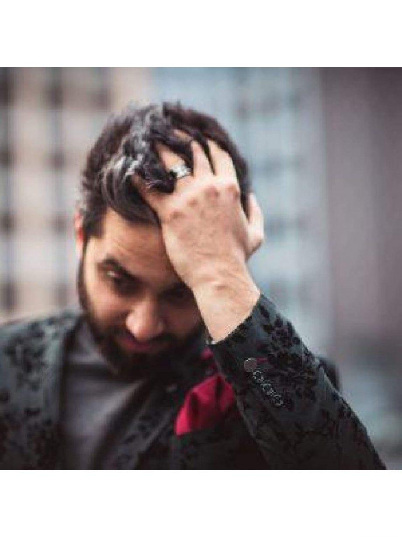 Cavani Georgi Floral Three Piece Tweed Suit - Suit & Tailoring