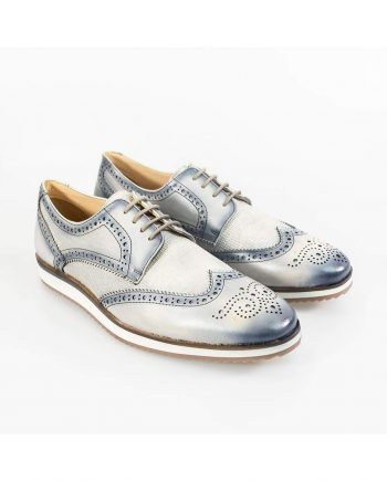 Cavani Mandu Grey Mens Shoe - UK7 | EU41 - Shoes