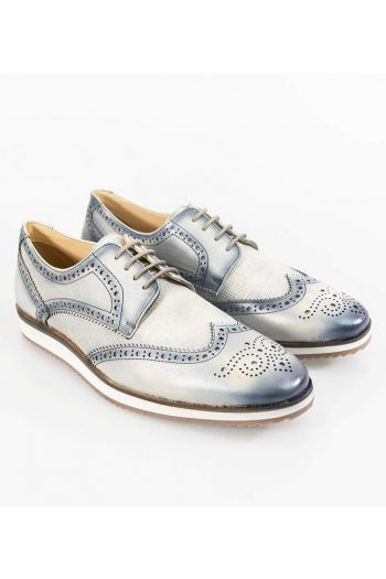 Cavani Mandu Grey Mens Shoe - UK7 | EU41 - Shoes