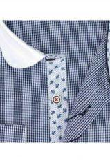 cavani-penny-collar-navy-gingham-check-shirt-black-cotton-shirts-house-of-menswearr-com_491