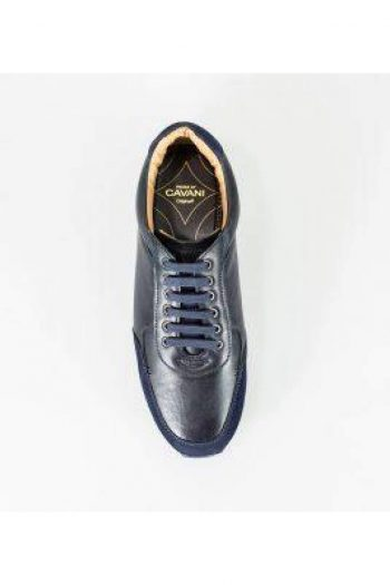 Cavani Vero Navy Trainers - Shoes