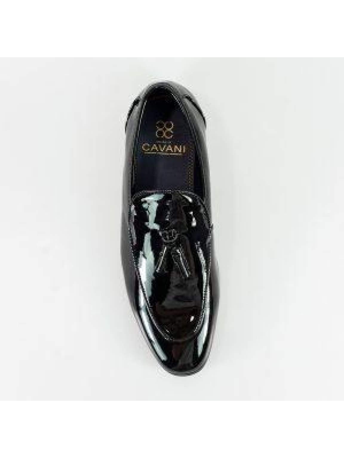 Cavani Walter Black Mens Shoes - Shoes