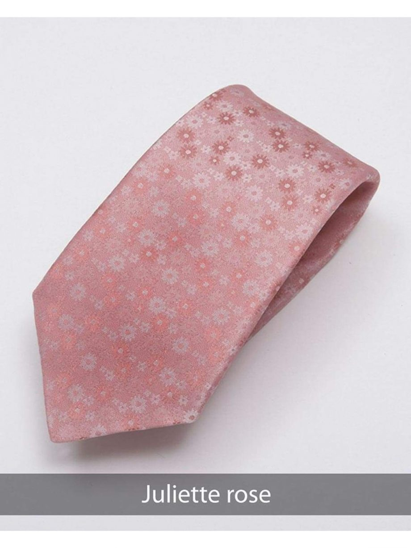 Heirloom Juliette Mens Rose Floral Tie - Accessories