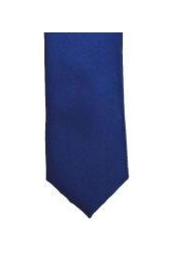 LA Smith Airforce Skinny Weft Satin Tie - Accessories