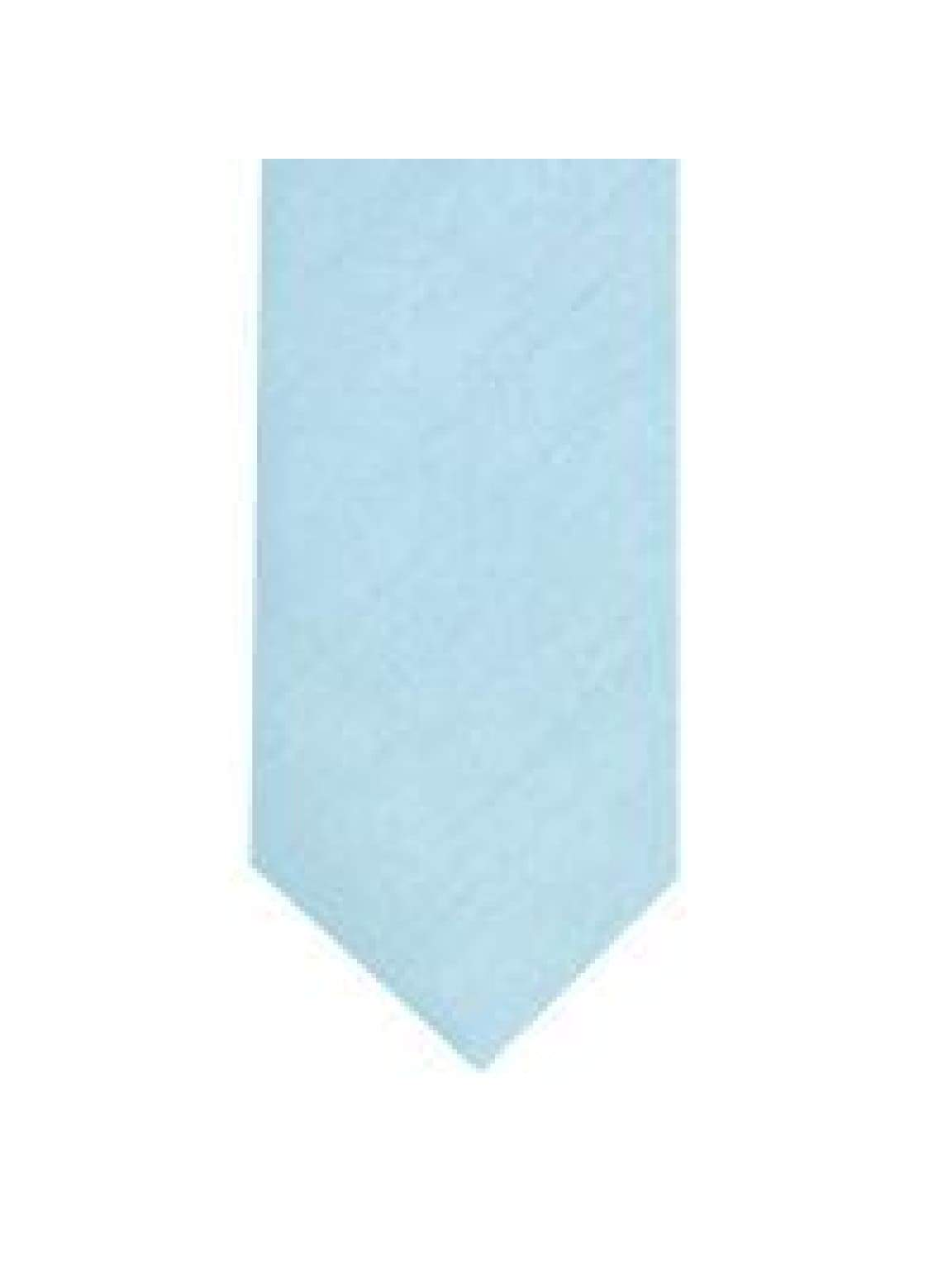 LA Smith Mint Skinny Shantung Tie - Accessories