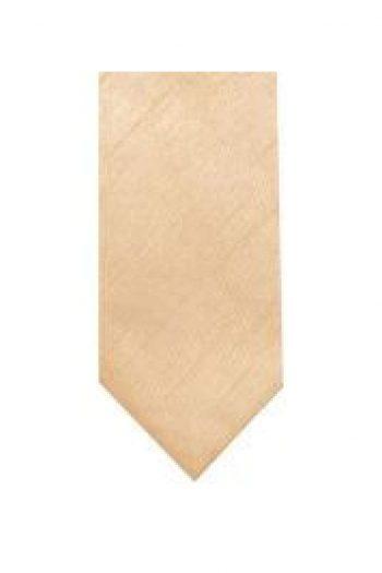 LA Smith Straw Skinny Shantung Tie - Accessories