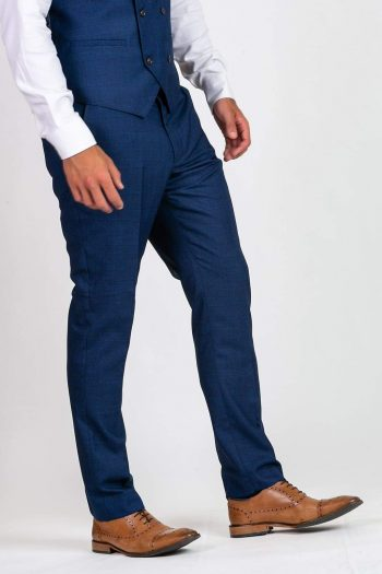 Marc Darcy MAX Royal Blue Trousers - 28R