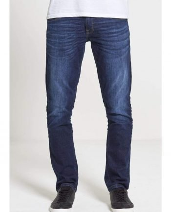 Maverick Slim Straight Stretch Jeans In Dark Wash - Jeans
