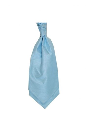 Mens LA Smith MINT Wedding Cravat - Adult Self Tie Cravat - Accessories