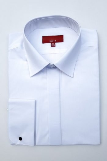 White-Slim-Fit-Wedding-Shirt