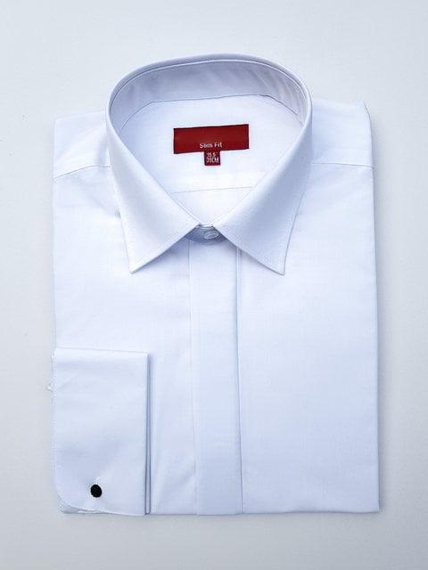 White-Slim-Fit-Wedding-Shirt